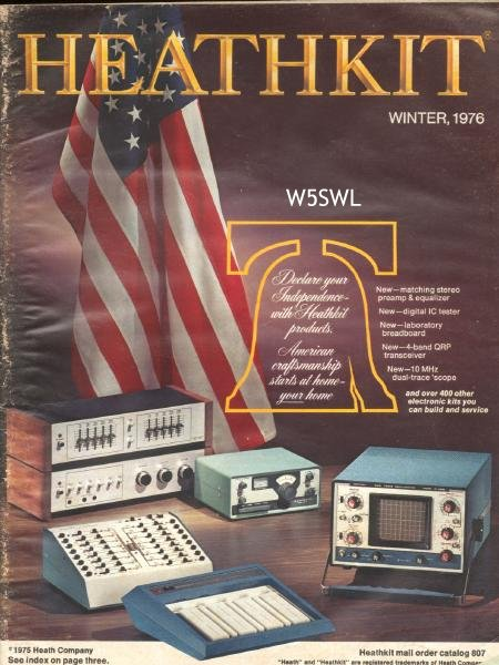 Heath Heathkit Catalogs