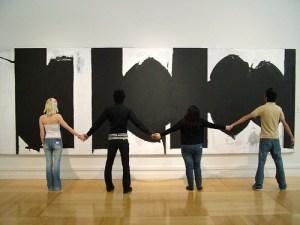 Friends of friends of Art