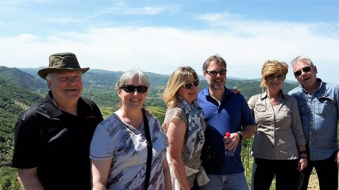 rhone group photo