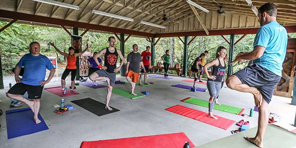 Camp Nerd Fitness 2015. @WillByington Photography © 2015