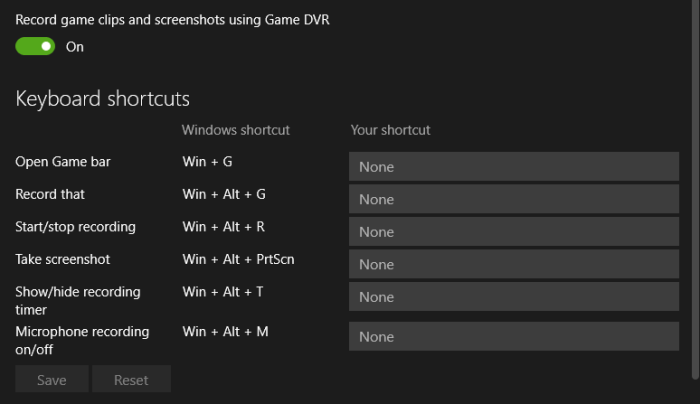 Game_DVR_Shortcuts