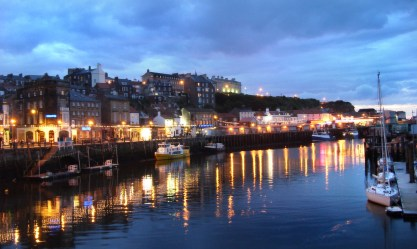 Evening in Whitby