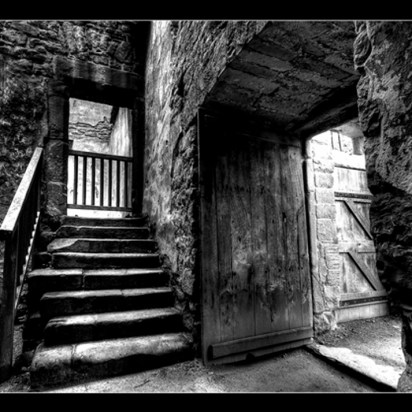 Hardwick(Stone Stairs)