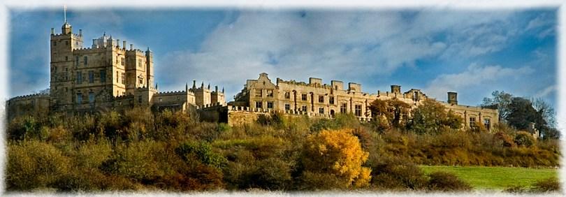 Bolsover Castle Panoramic