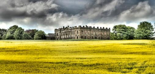 Sutton Hall Panoramic