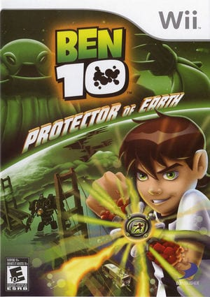 Ben 10 Protector of Earth [RBNEG9]
