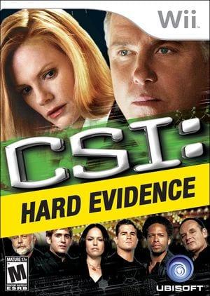 CSI - Hard Evidence [RCIE41]