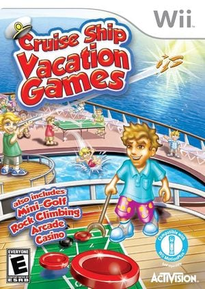 Cruise Ship Vacation Games_[SCSE52]
