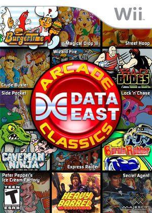 Data East Arcade Classics [R26E5G]
