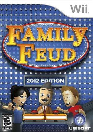 Family Feud 2012 Edition [SF7E41]