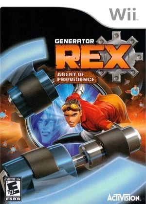 Generator Rex: Agent of Providence [SRXP52]