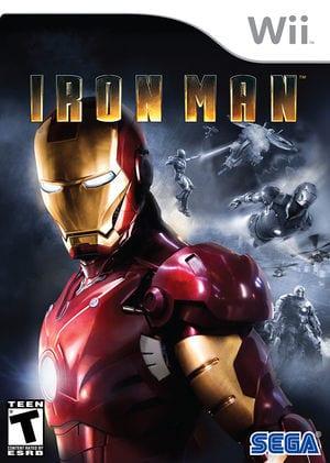 Iron Man [RIRE8P]
