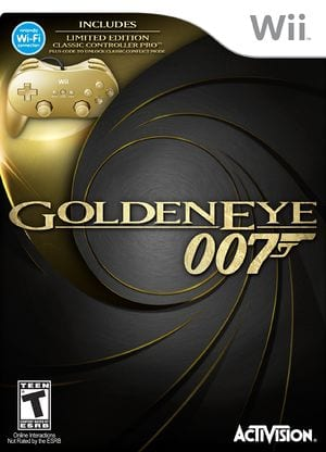 James Bond - Golden Eye [SJBE52]