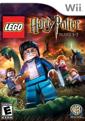LEGO Harry Potter - Years 5-7 [SLHEWR]