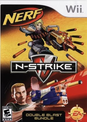 NERF Double Blast [SN2E69]