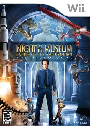 Night at the Museum- Battle of the Smithsonian [RU7E5G]