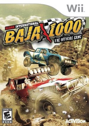 Score International Baja 1000- World Championship Offroad Racing [RJCE52]
