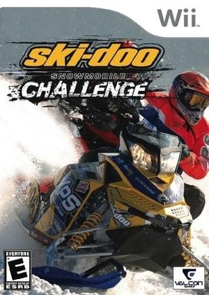 Ski-Doo Challenge [R87EVN]