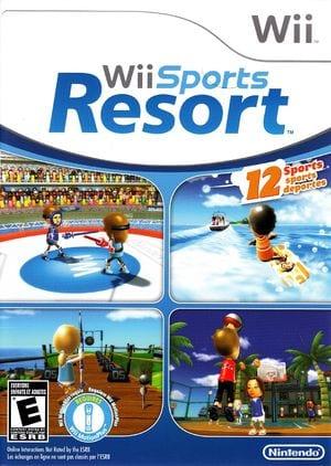 Wii Sports Resort [RZTE01]