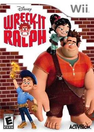Disney Wreck It Ralph [S6RE52]
