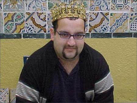 King of blank