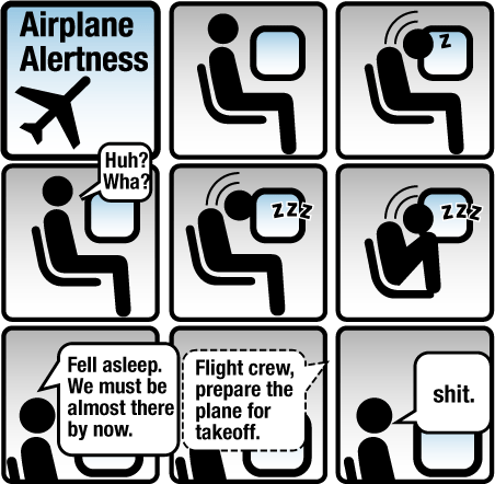 Airplane Alertness