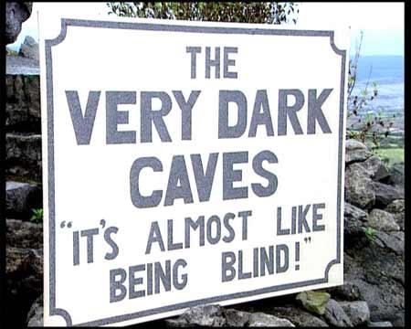 very dark