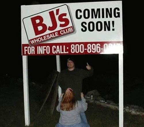 BJs Coming Soon!