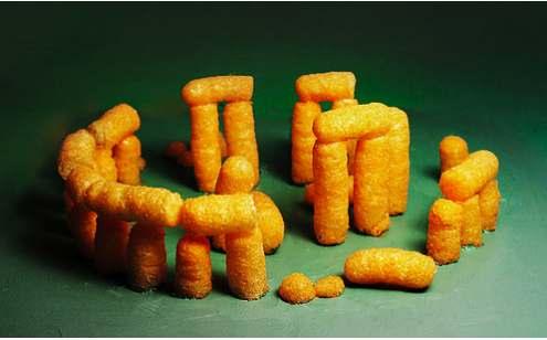 cheeto henge