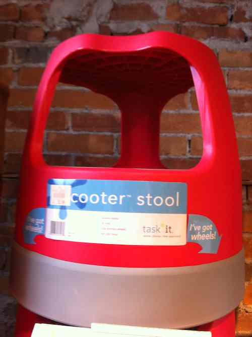 Cooter Stool