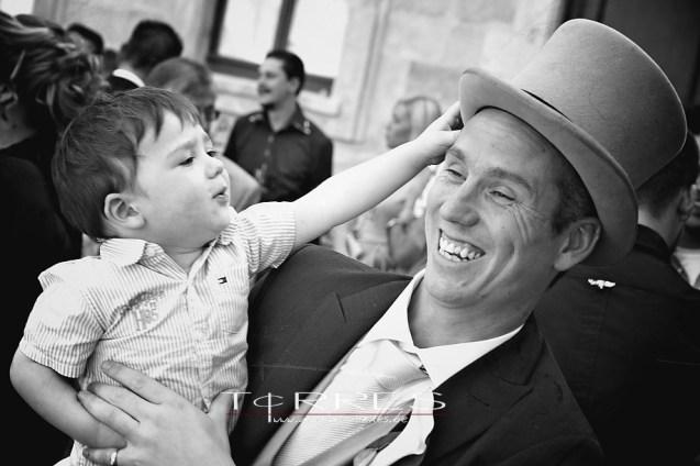 Huwelijksfotograaf Kiki & Philippe