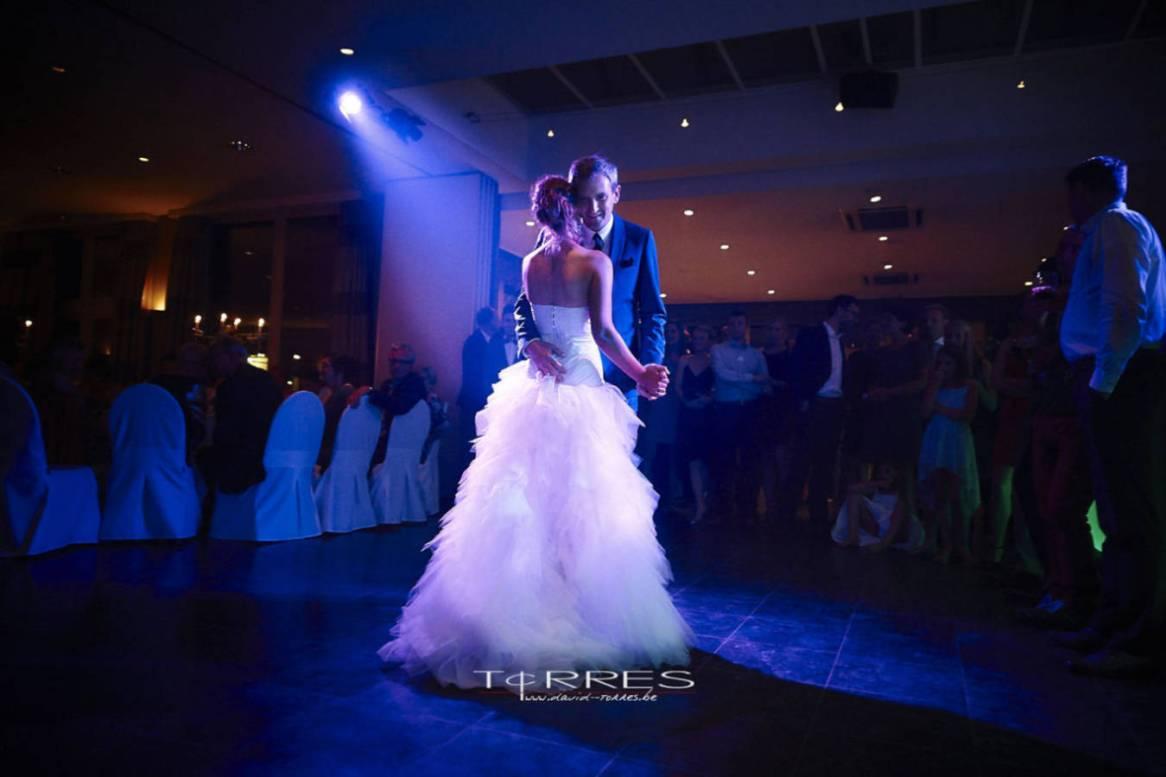 Huwelijksfotograaf De Openingsdans