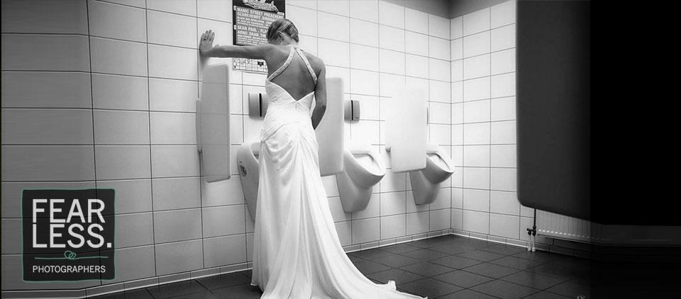 Bruid of bruidegom