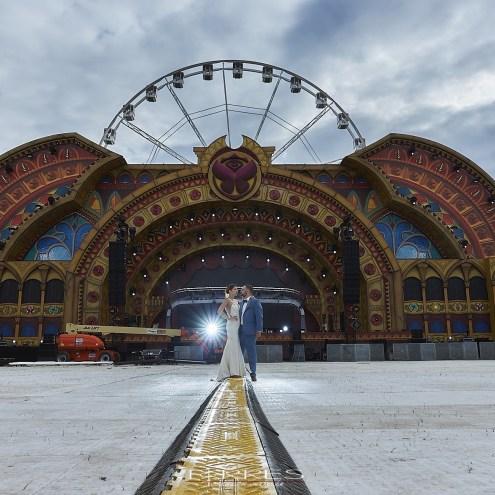 Trouwfotograaf Tomorrowland