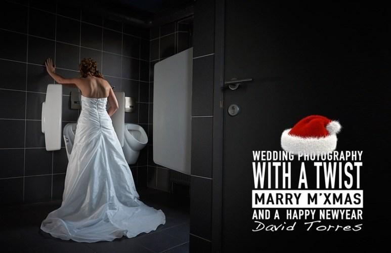 Huwelijksfotograaf winter