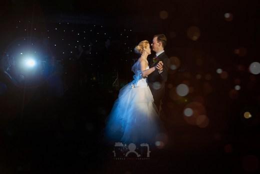 Huwelijksfotograaf Openingsdans