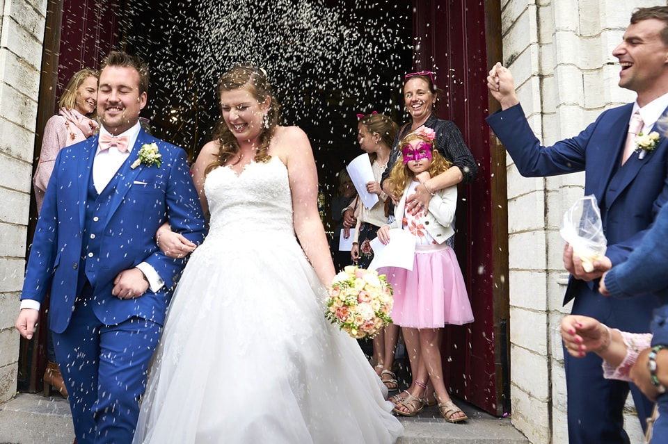 spontane huwelijksreportages