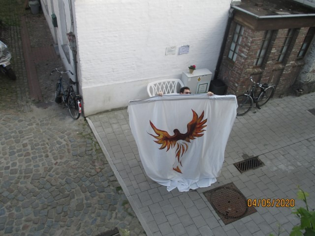 UITGESTELD NAAR 2021, Samen onder één Vlag