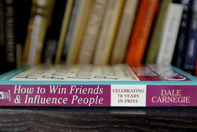 book how to win friends