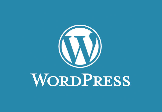 old wordpress logo