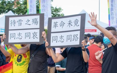 """Lord Patten on Hong Kong: """"the rule of fear, rather than the rule of law"""" and says """"China is involved at the moment in predatory purchasing wherever it can"""". The case of the arrested and detained pro democracy activist Andy Li was raised in parliament."""