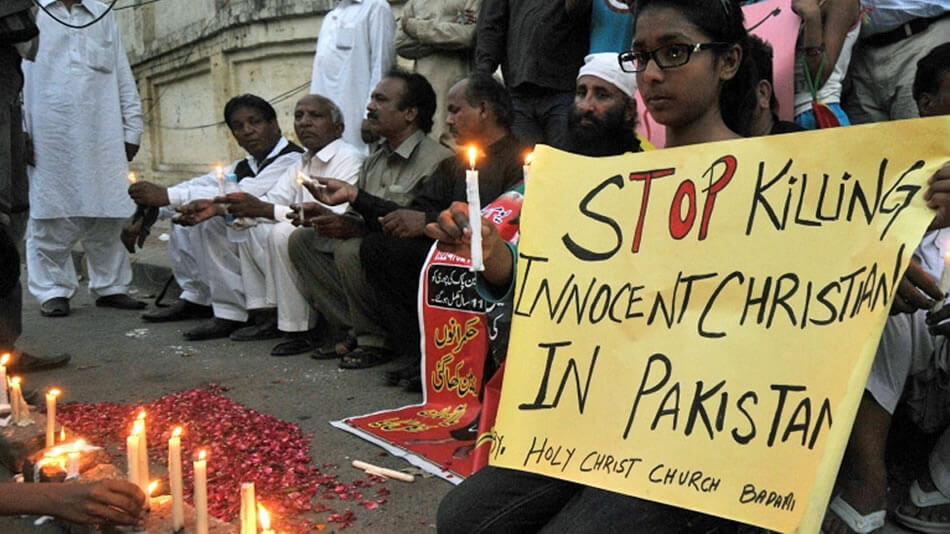 Pakistan's Minorities Face Lethal Persecution. Why Doesn't The UK Government Name It For What It Is? Why Doesn't It Use its Huge Aid Programme To Pakistan to Support Beleaguered Minorities?