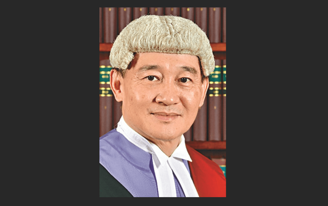 Hong Kong Judge Who Acquitted Protesters Will Seek A New Life In Britain. President of the UK Supreme Court, needs to reconsider his finding that ' the judiciary in Hong Kong continues to act largely independently of government and their decisions continue to be consistent with the rule of law.'