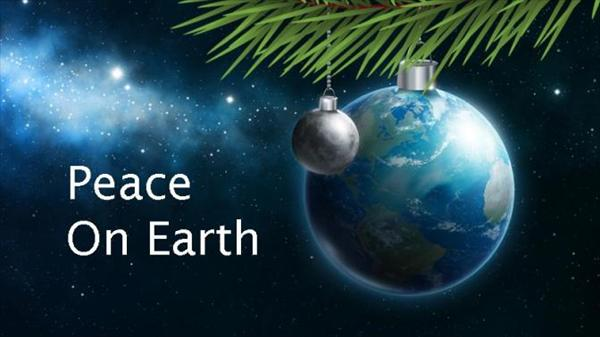 The Hope Of Peace On Earth DAVID Amp BERNICE