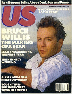 Bruce Willis Before