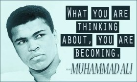 Muhammad Ali's Cheeky PR trick