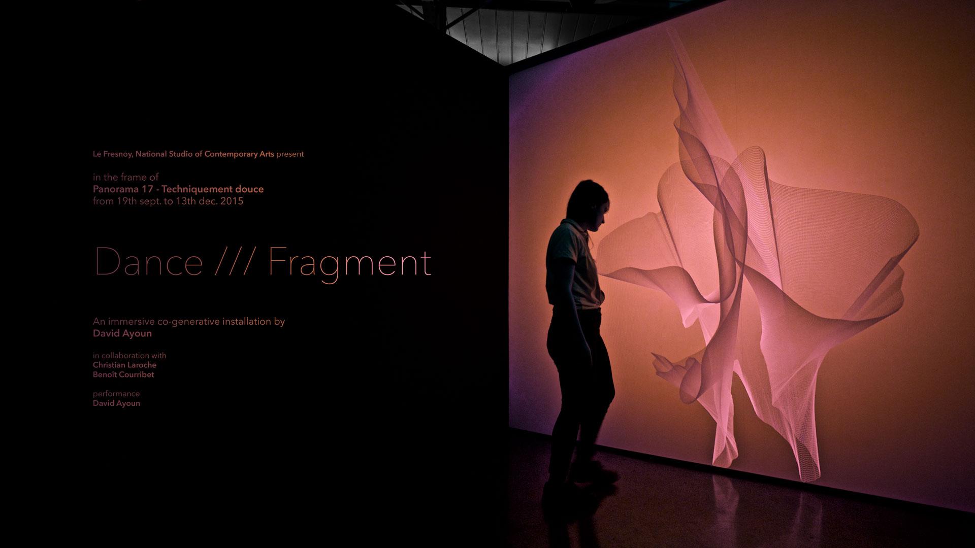 Dance /// Fragment (2015)