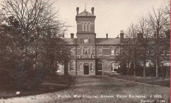 St. Andrews Asylum - Jarrolds Series original photos