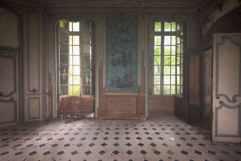 Chateau des Singes (France)