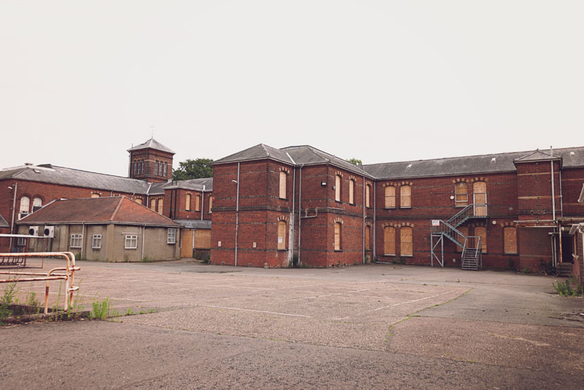 St. Andrews Asylum (UK)